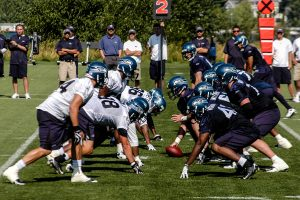 Seahawks Scrimmage