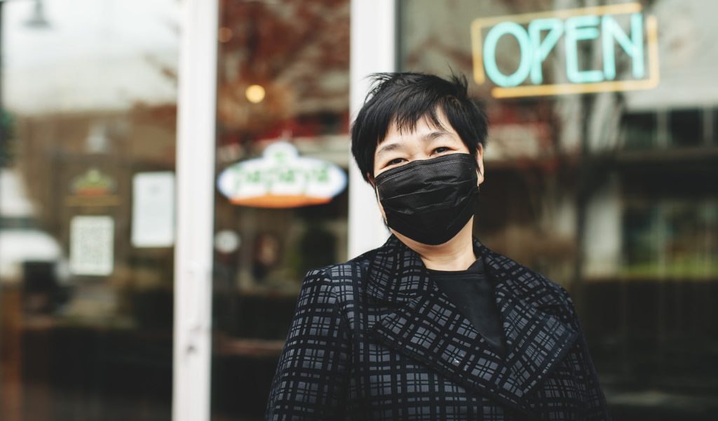 Jacqueline Nguyen has developed concepts for Renton businesses like Papaya Viet Restaurant at The Landing. She then finds locations and mentors team members to become owners.