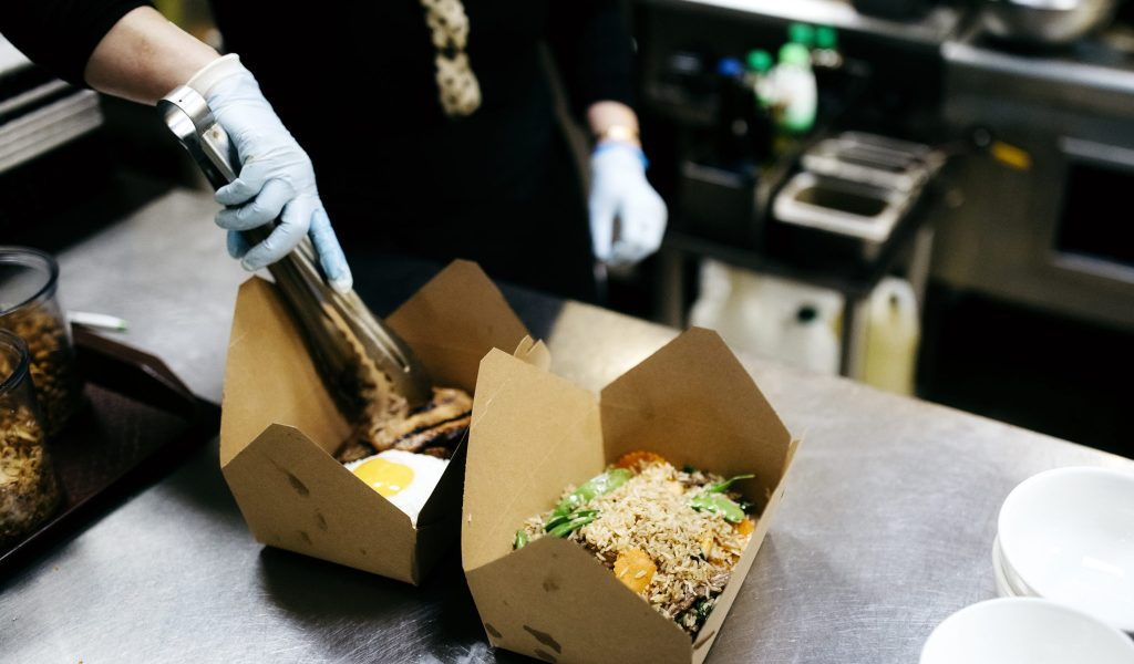 Takeout orders help restaurants pay the bills—and support dreams of business ownership.