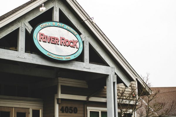River Rock Grill and Ale House at Maplewood Golf Course in Renton.
